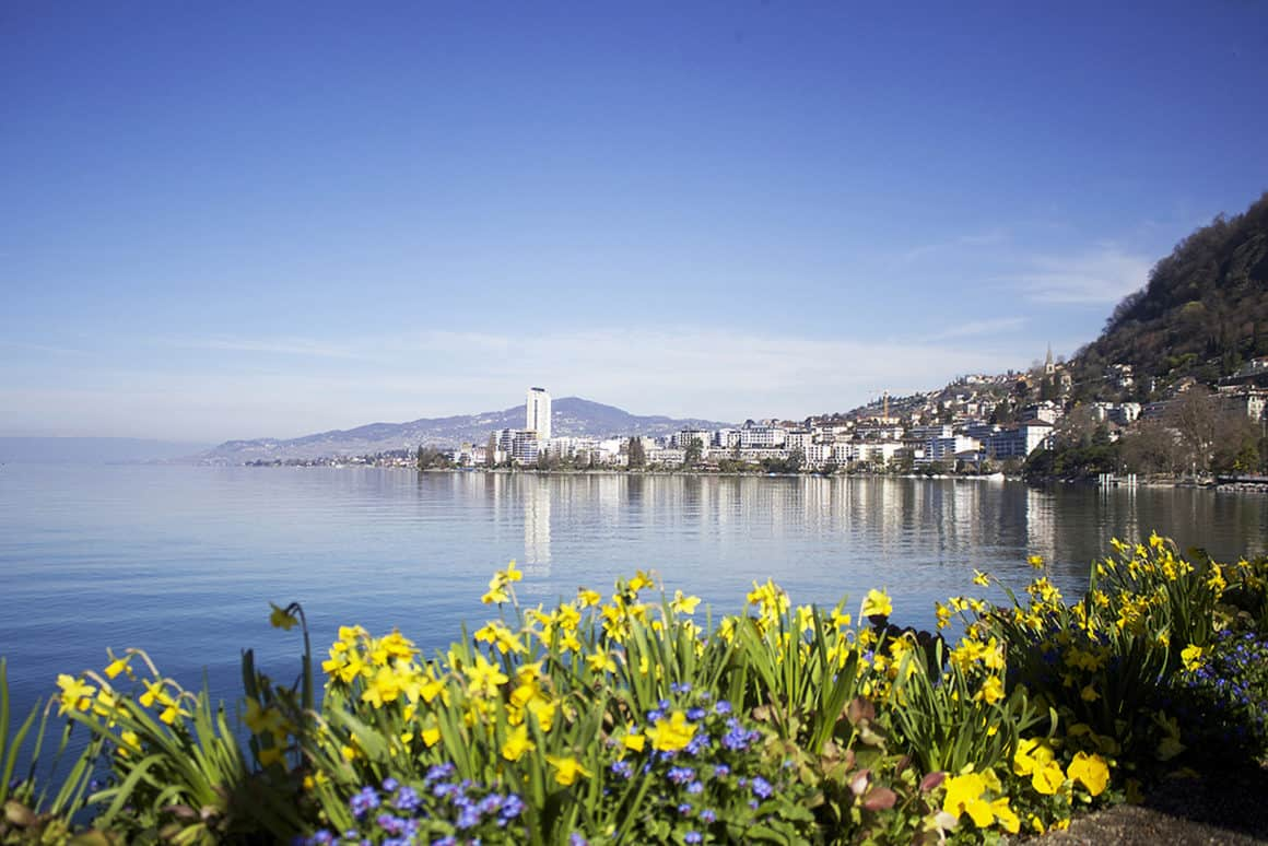 Montreux – Perle am Genfer See