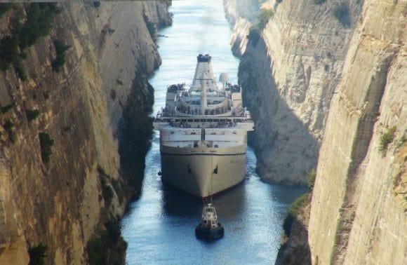 Griechische Inselwelt mit MS Ocean Majesty