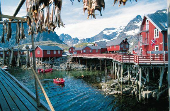 Faszination Island & Spitzbergen mit Geirangerfjord & Nordkap
