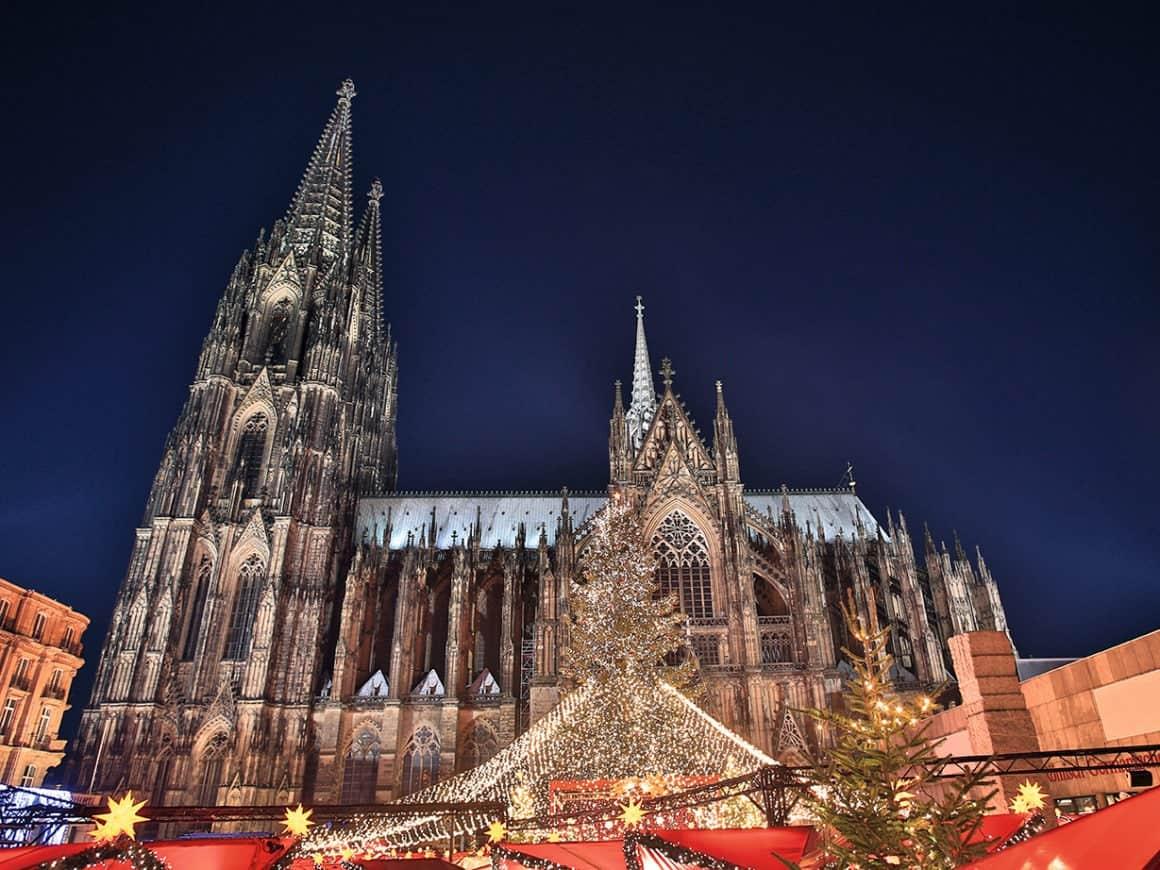 Rhein Weihnachtsmarktzauber