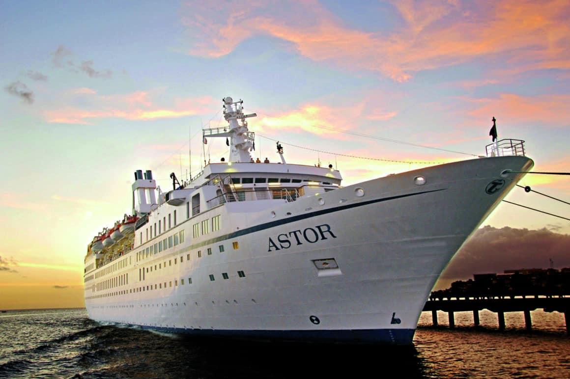 Die große Weltreise mit MS Astor