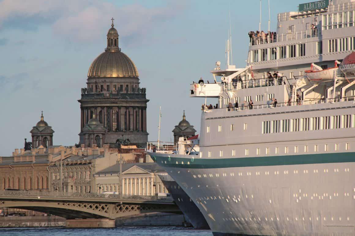 Die große Ostsee-Reise mit MS Albatros