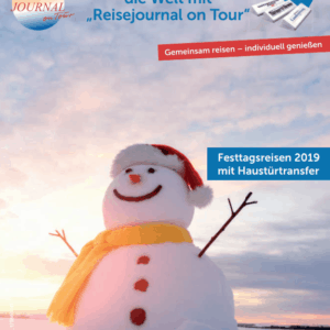 Festtagsreisen 2019 mit Haustürtransfer