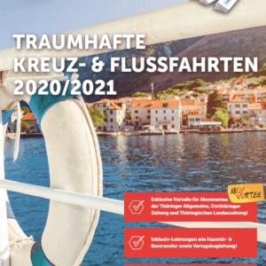 Traumhafte Kreuz- & Flussfahrten 2020/2021