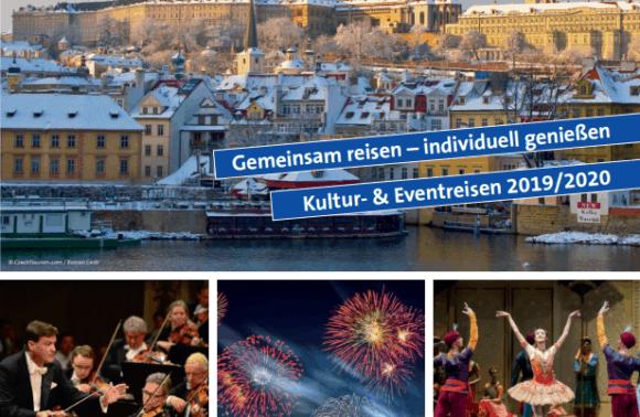 Kultur- & Eventreisen 2019/2020