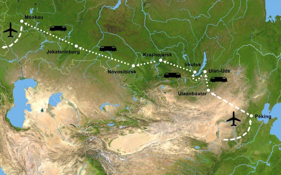 Transsibirien Express