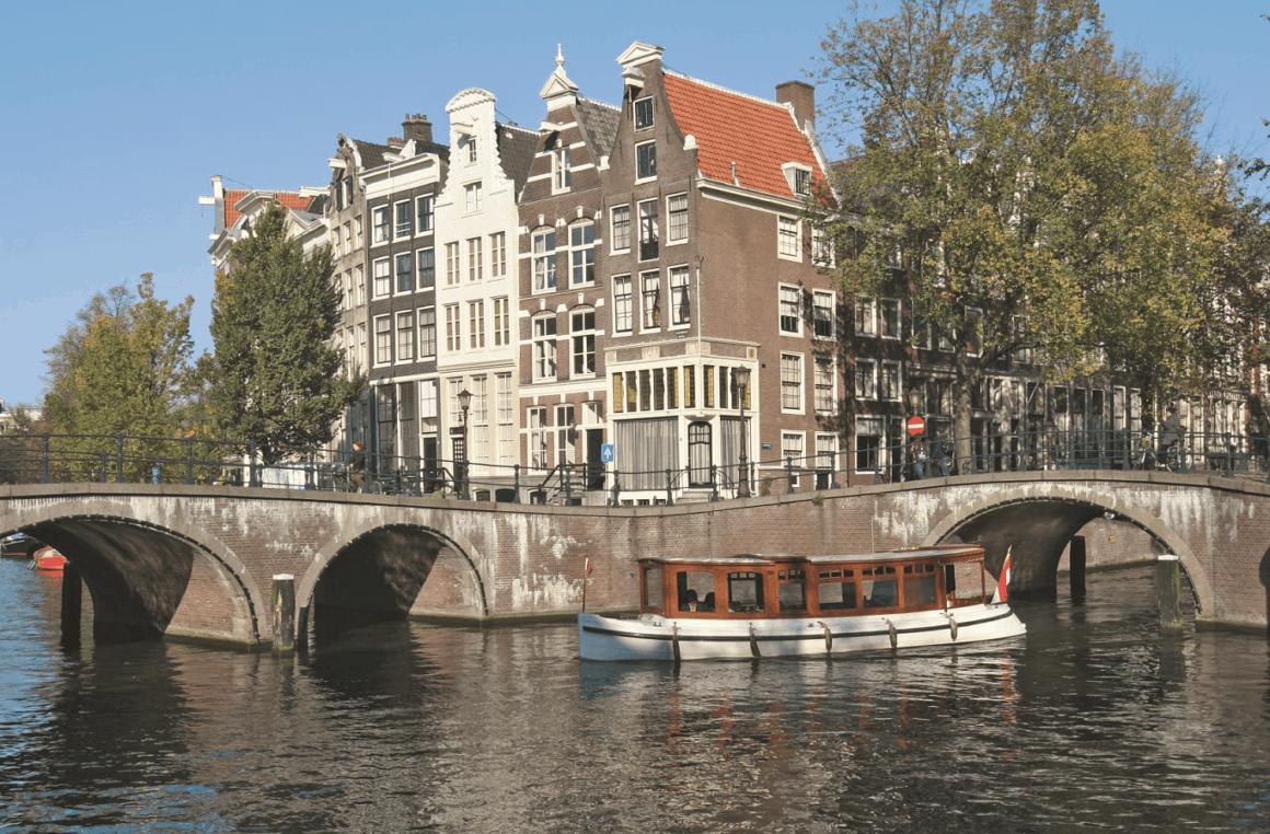 Rhein, Holland – Luv und Lee mit der MS Calypso