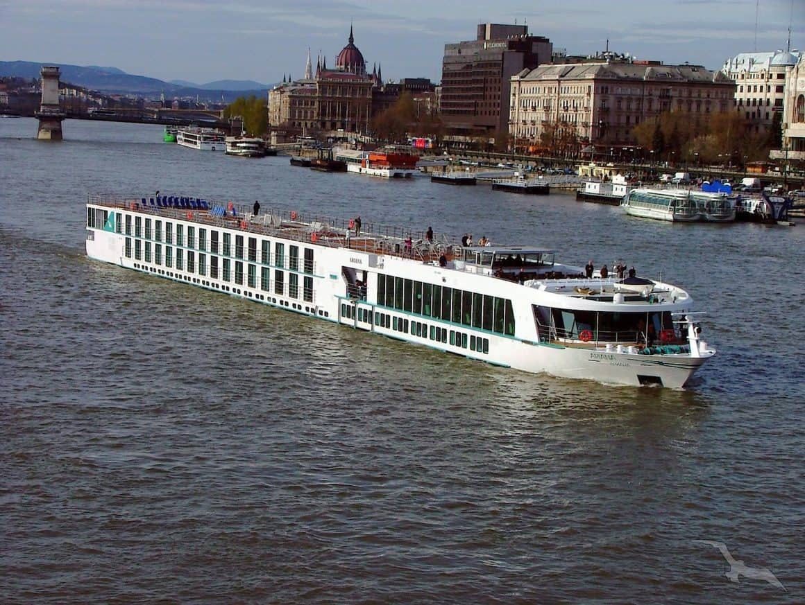 Donauquartett mit MS Ariana