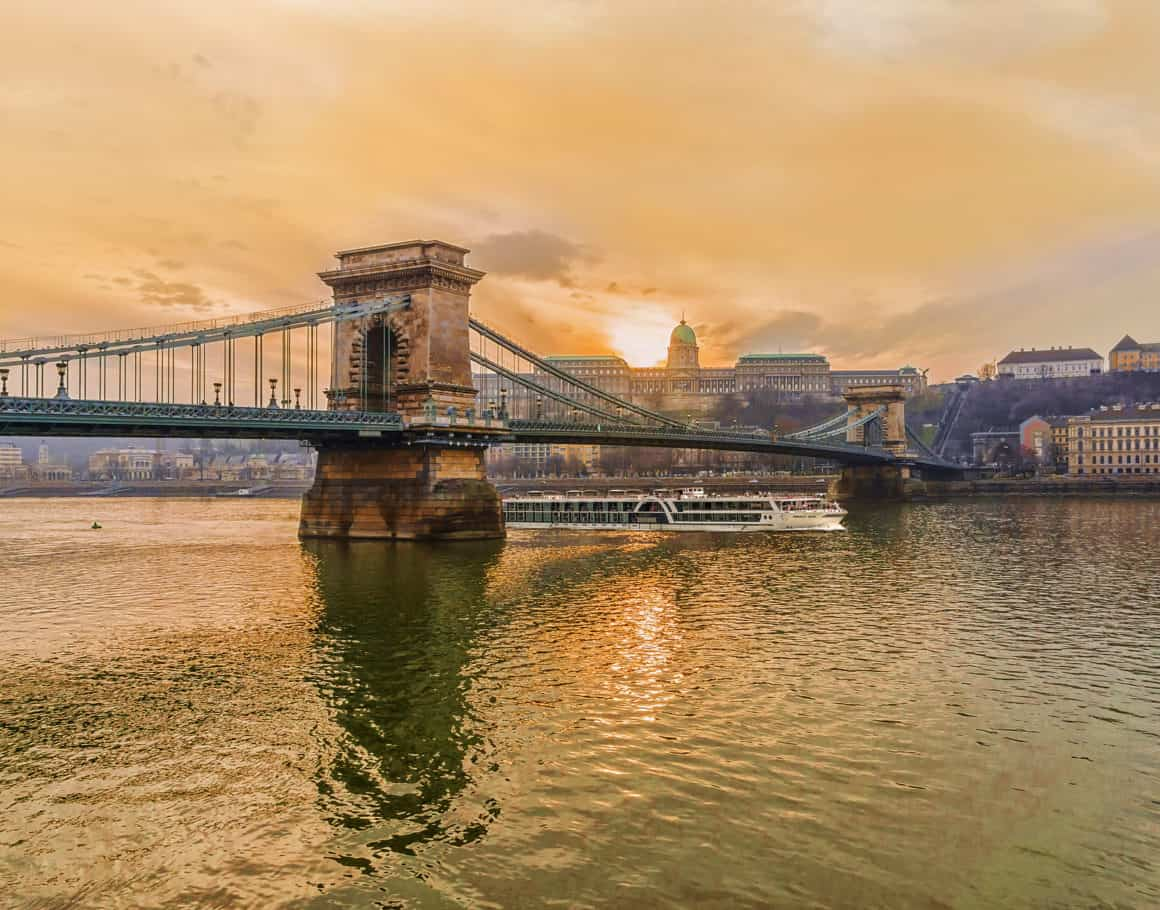Donau Romanze mit der MS A-Silver
