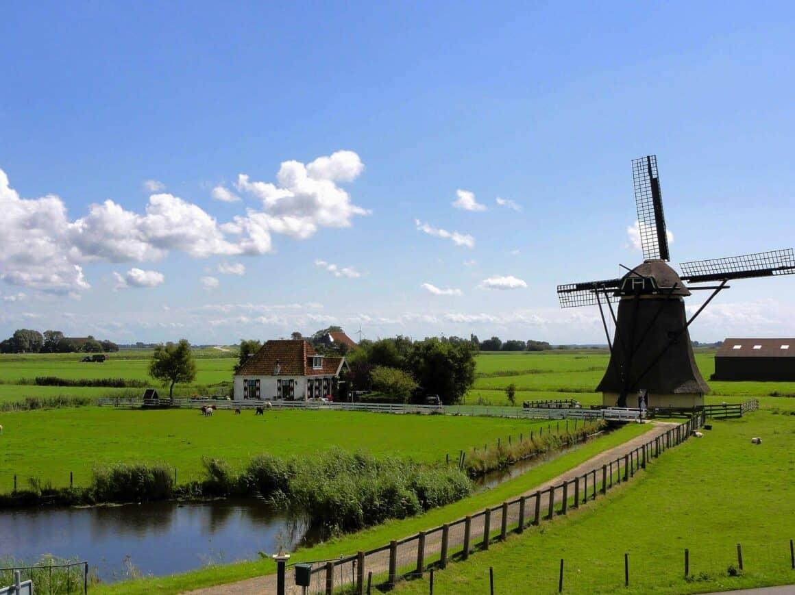 Holland und Belgien