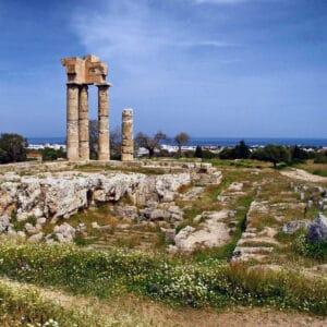 Rhodos – die Roseninsel