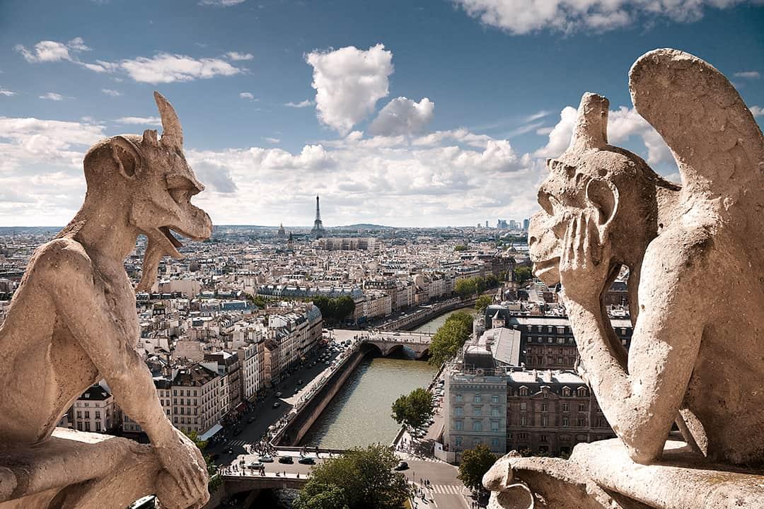 Seine Erlebnis Normandie mit Paris