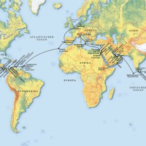 Die große Weltumrundung in 143 Tagen