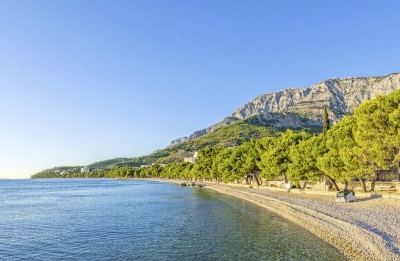 Makarska Riviera im Oktober – Traumstrände & zauberhafte Altstädte