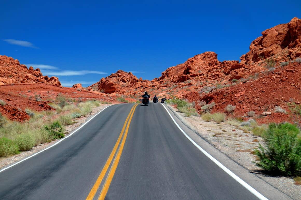 Best of the West – Begleitete Motorradreise