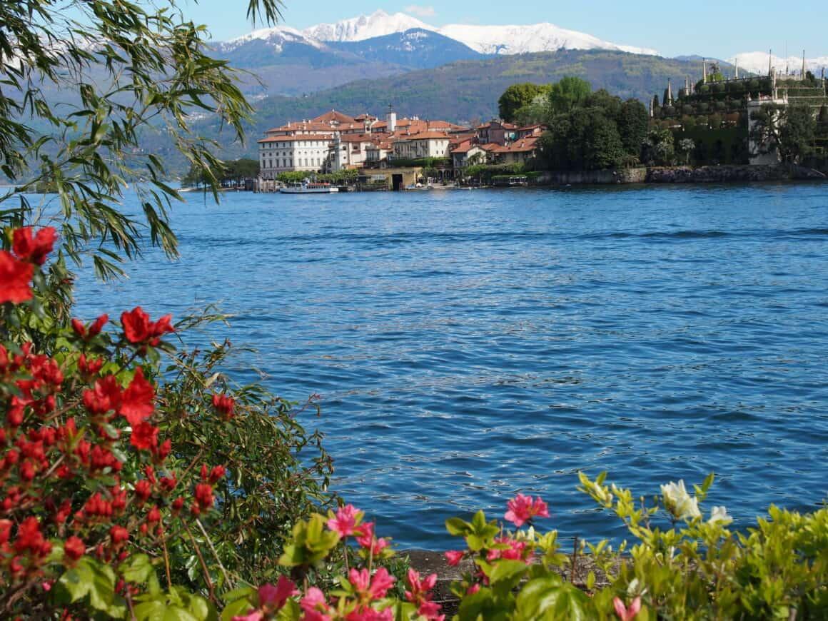 Oktobersonne am Lago Maggiore