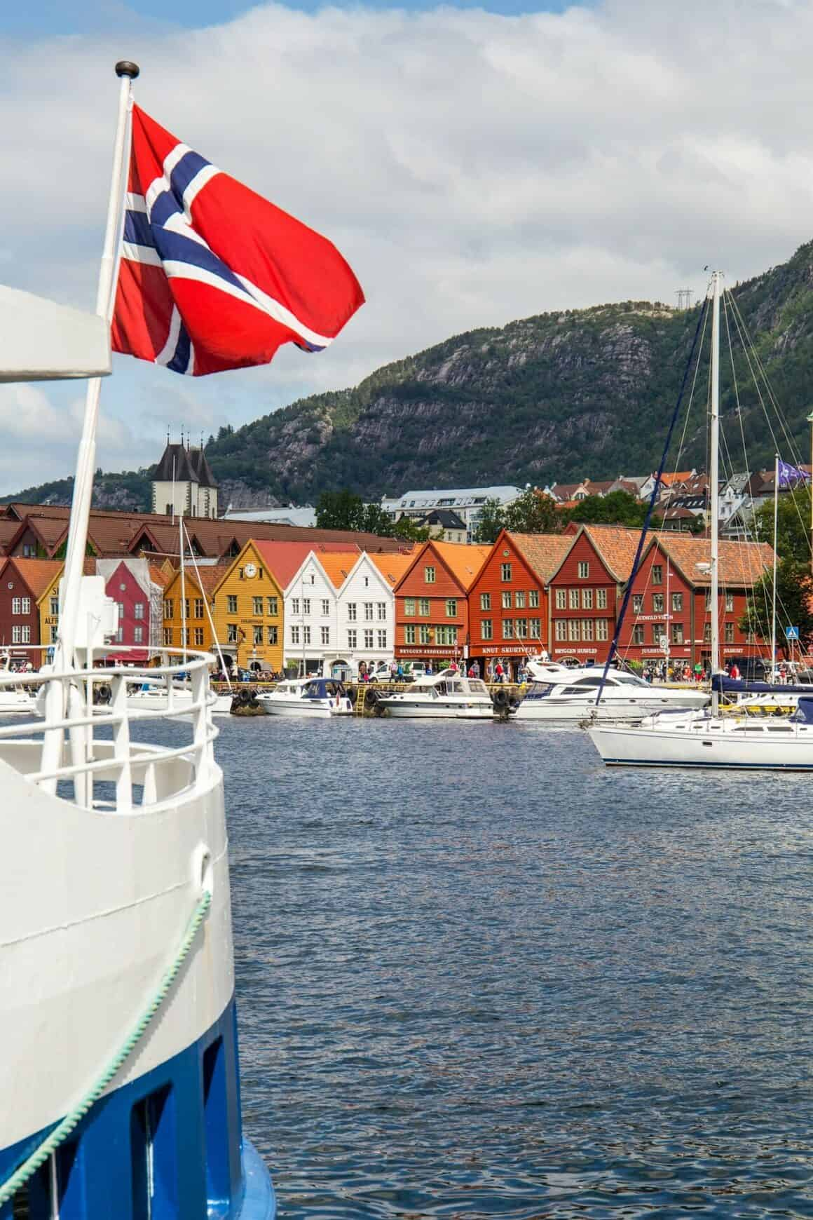 Frühsommer in den Fjorden