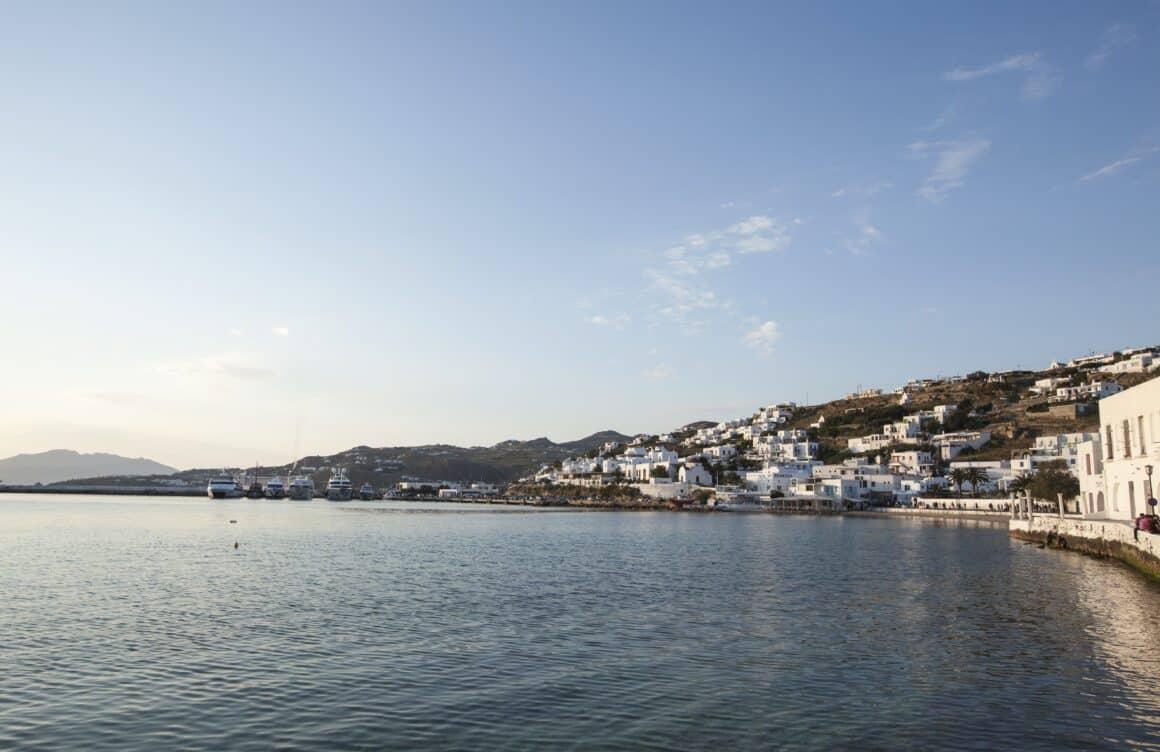 Mittelmeer mit der MSC Magnifica